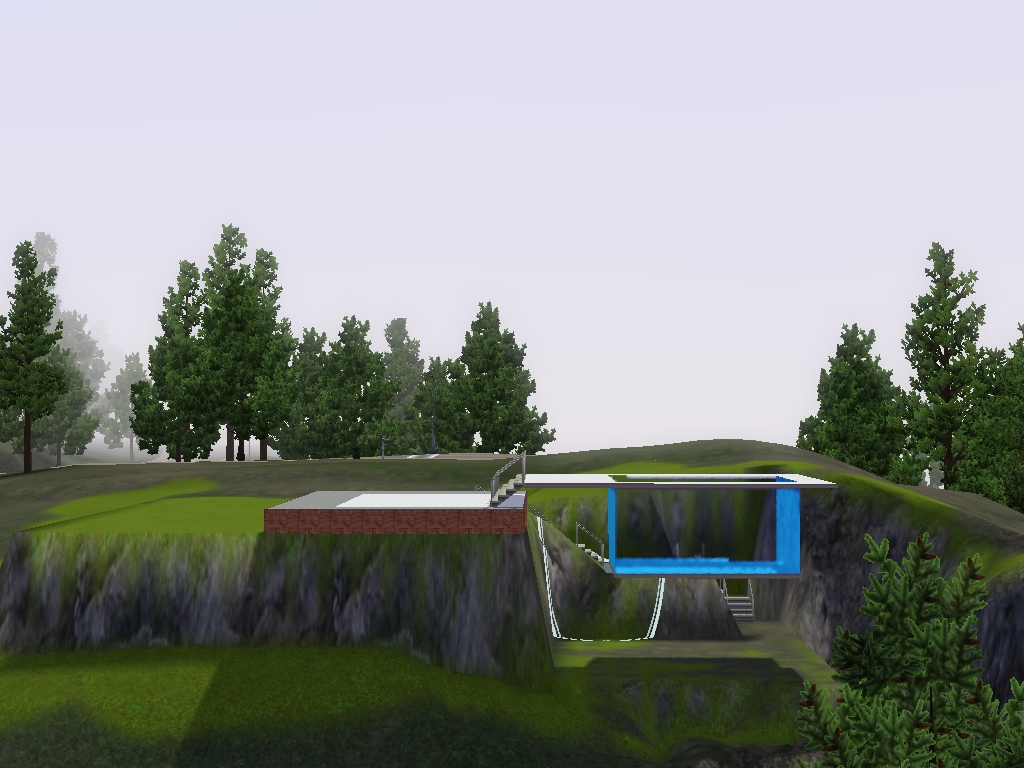 Suspended Pool 2759