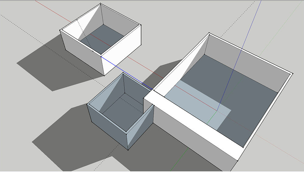 Google Sketchup part 1