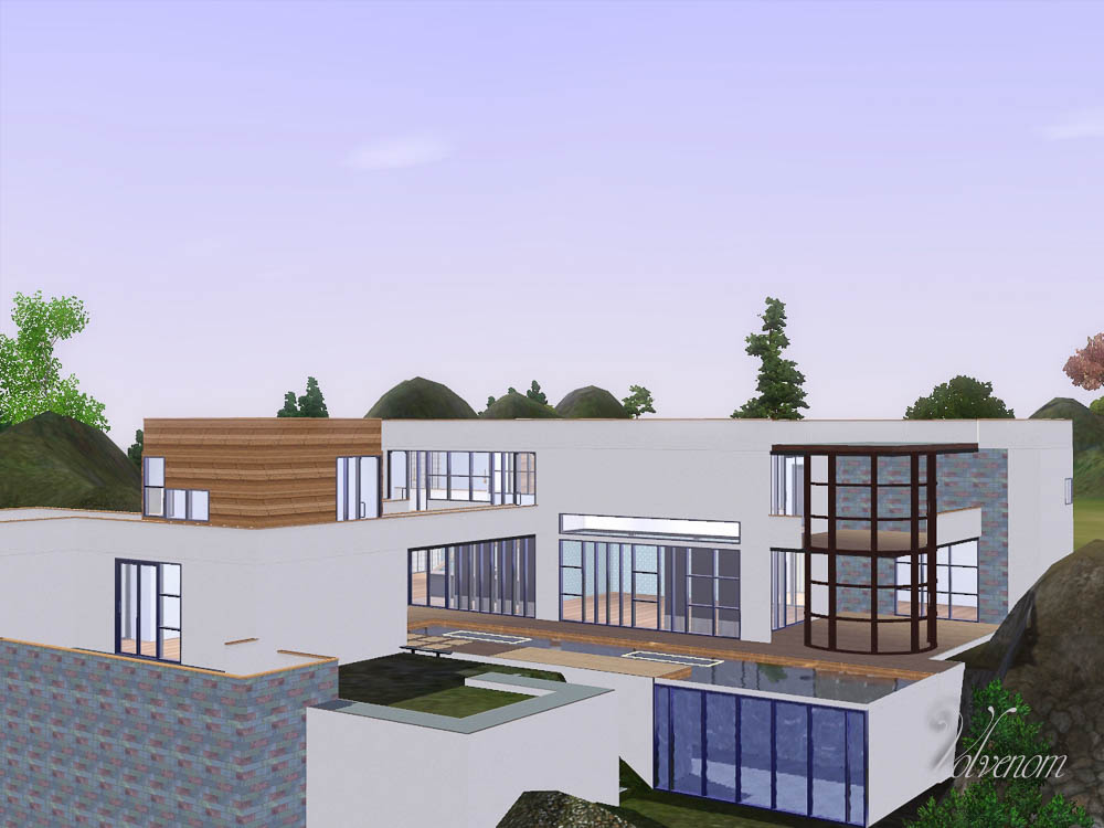 Modern funkis volvenom 39 s creations for Funkis house
