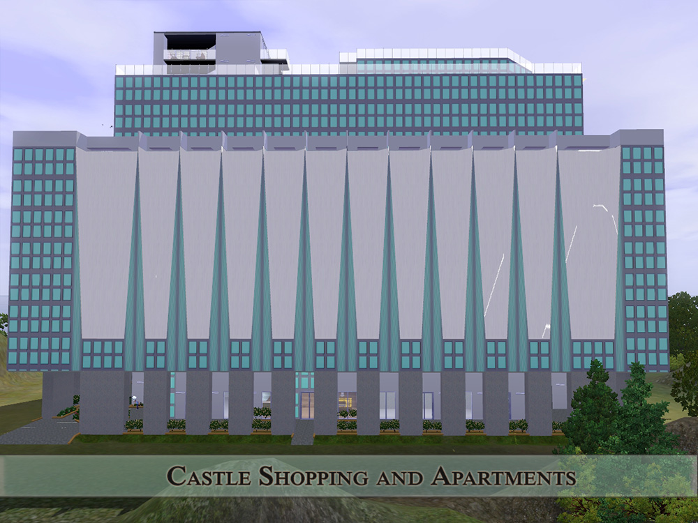 280515 Castle Shoppingcenter and Apartments noCC 64×64