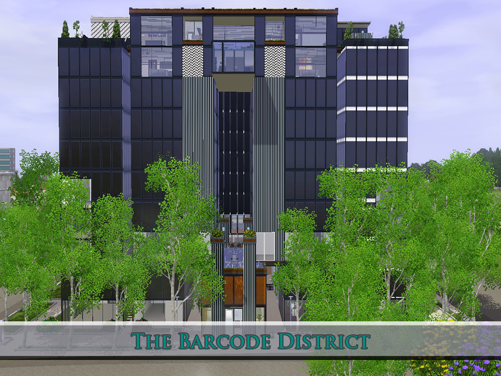 150615 The Barcode District 50×50 No CC