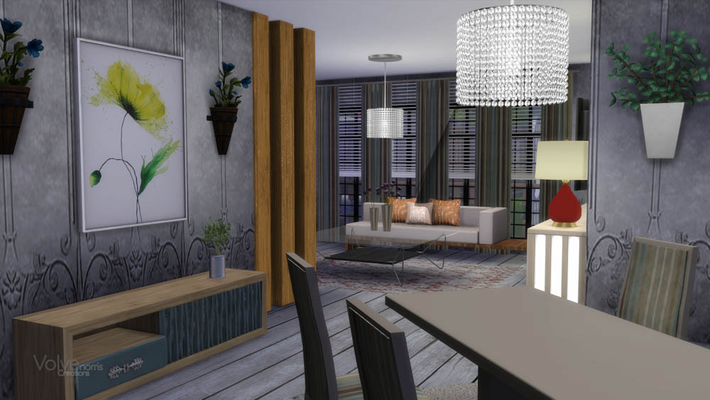 More Living, Dining and even Garden
