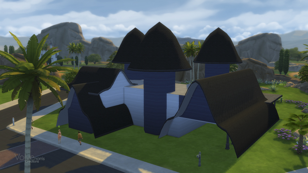 New Patch with new roofs and scaling